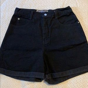 Exchange jean shorts 5 pocket
